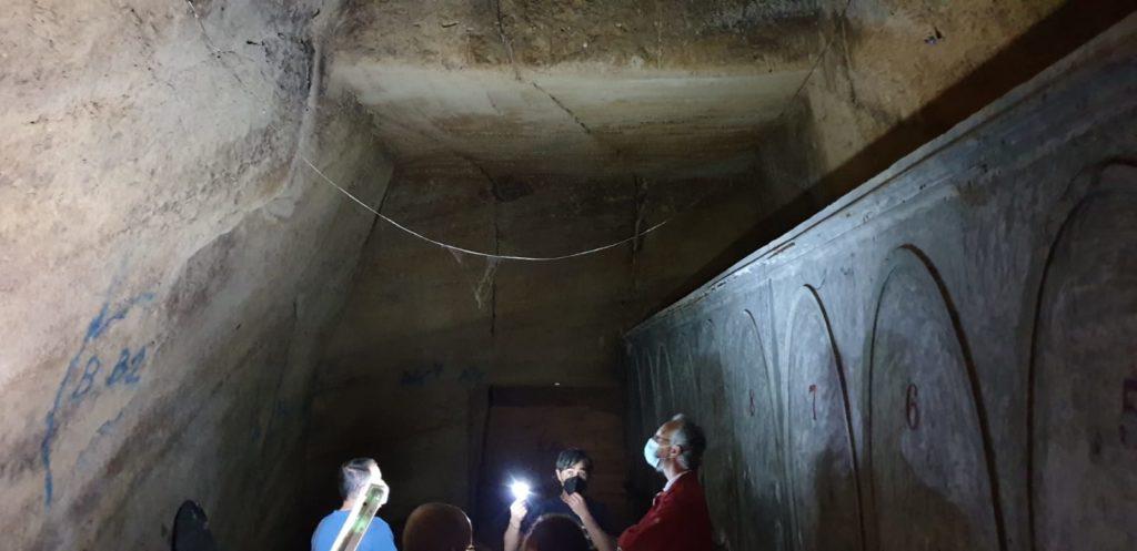 Canosa di Puglia, messa in sicurezza e bonifica cavità nel centro urbano